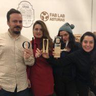 Los Premios Oh! estrenan trofeo en su  décima edición