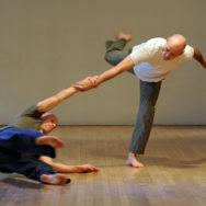Intensivos Internacionales de Danza Contact Improvisación con ANDREW L. HARWOOD (CANADÁ)